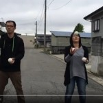 映像・広告制作会社の社員研修でジャグリング(米沢市/HanaCinema)