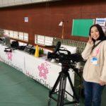 米沢中央高等学校で映像制作体験