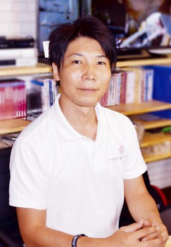 HanaCinema株式会社 代表取締役 小山恒二