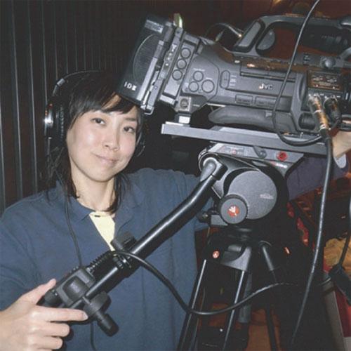 映像ディレクター&カメラ鈴木慶子