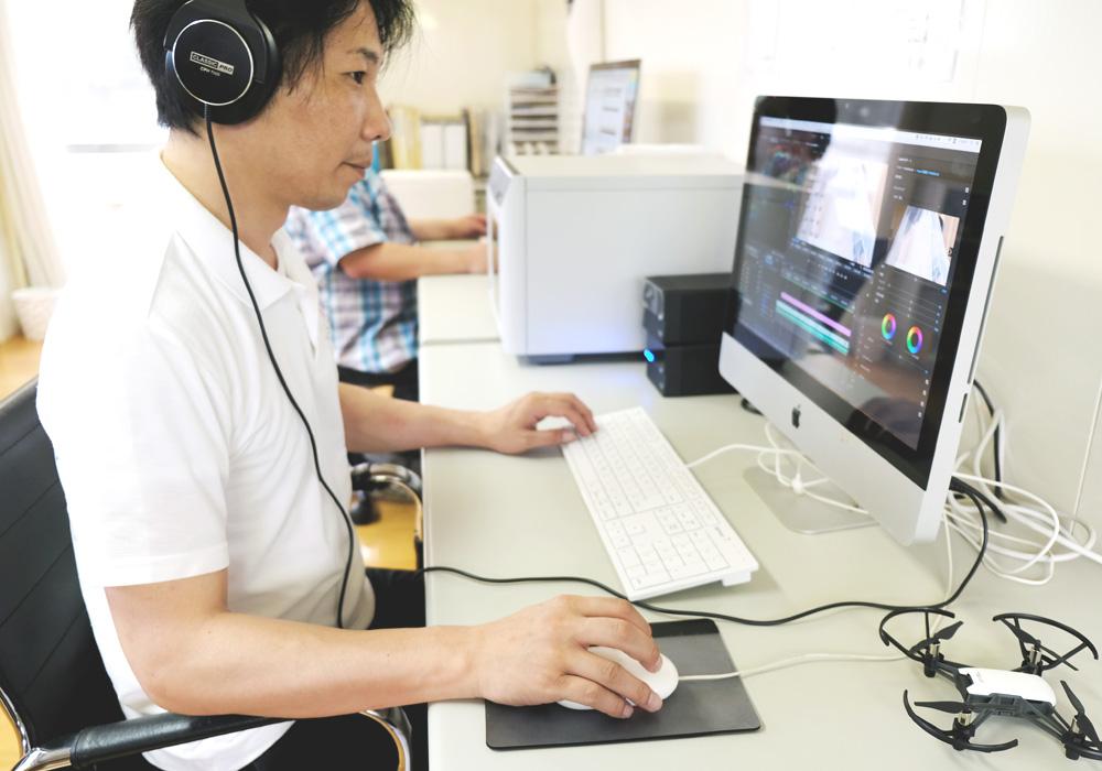 米沢での映像制作・プロモーションビデオ制作編集