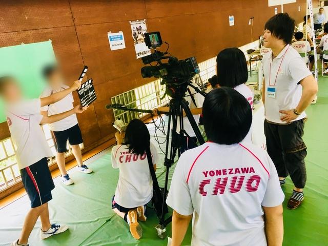 映像制作体験wakuwakuwork
