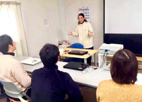 ハナシネマ鈴木慶子の職業人講話