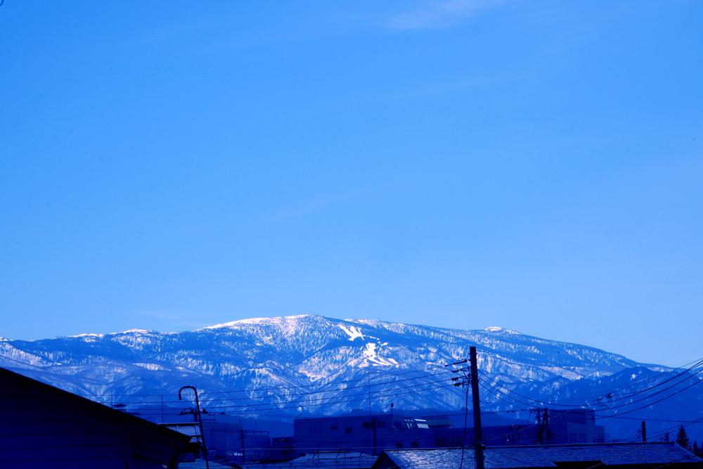 白馬の騎士(天元台高原スキー場)