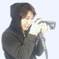 デジタル一眼レフカメラで撮影するHanaCinema小山