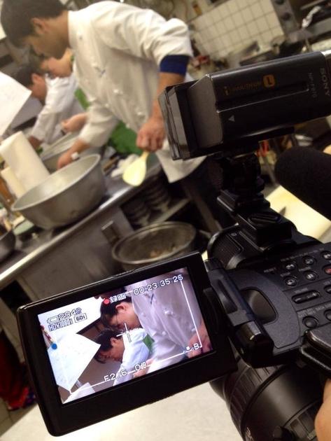 飲食店料理イベントプロモーション動画撮影