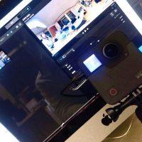 360度カメラGoProFusion