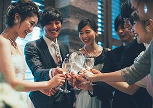 いつでも家族と一緒に結婚式を振り返られる!
